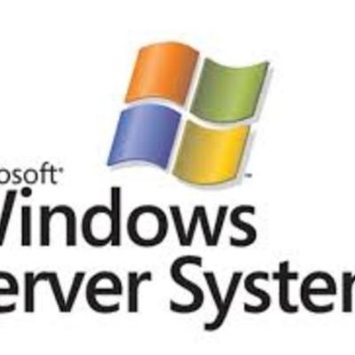 Sistemas Operativos de maicrosoft para servidores timeline
