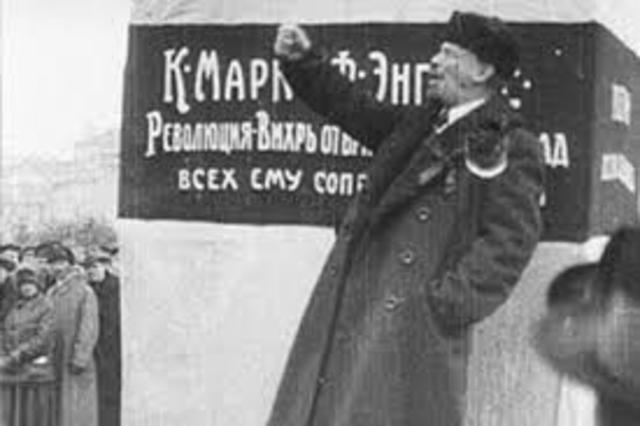 1917ko Urriko Iraultza