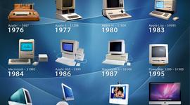 Évolution informatique timeline