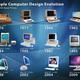 Apple computer design evolution