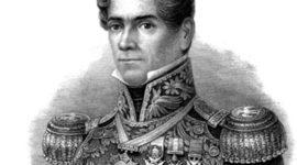 Los períodos y acontecimientos durante la presidencia de Santa Anna timeline