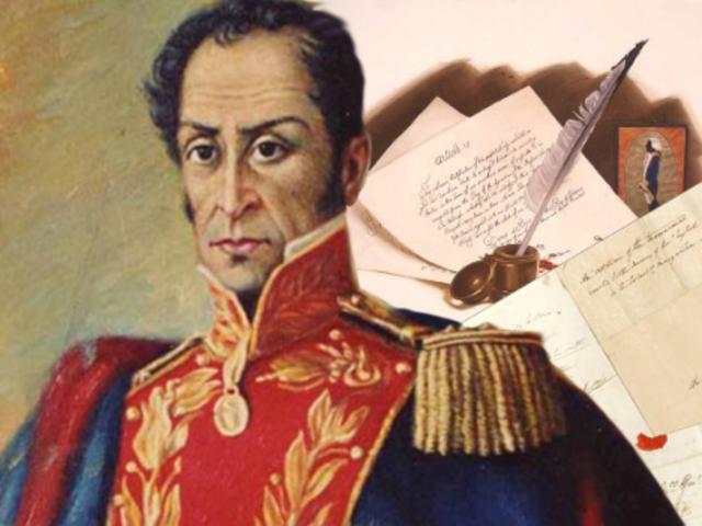 Simón Bolívar y el Congreso de Angosturas