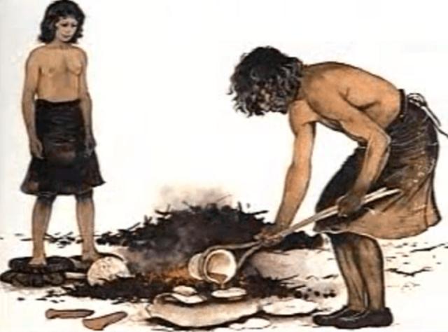 El Homo Erectus Descubrio El Fuego