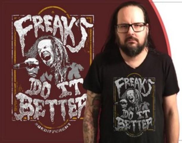 #bedifferent freaks do it better