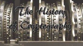 The History of Cryptography  timeline
