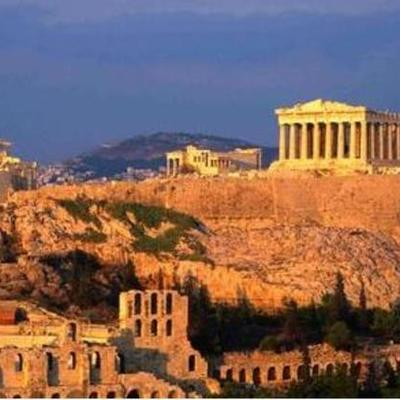 Brief tour of the history of Greece timeline