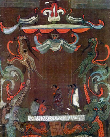 Funeral Banner of Lady Dai
