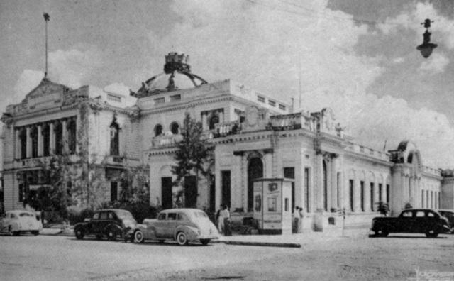 Entre 1826 y 1860