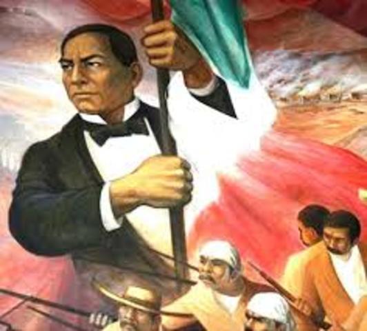 Consolidacion de México como república