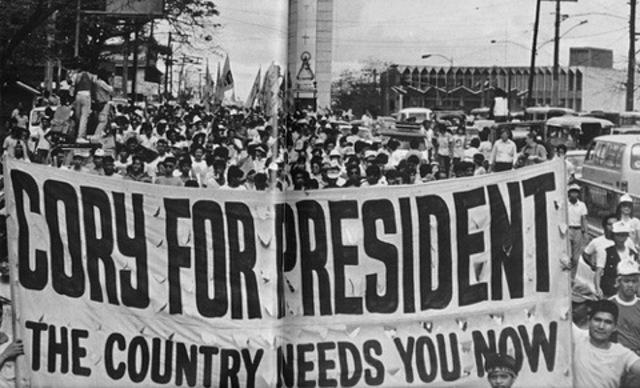 Ferdinand Marcos Calls For Snap Elections
