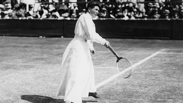 Las mujeres participaron por primera vez en los juegos olimpicos