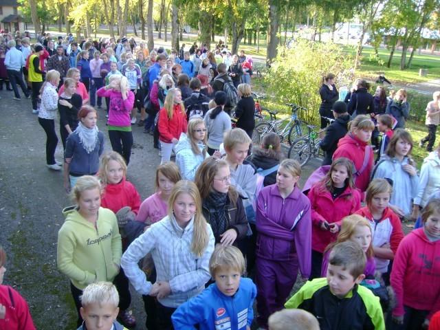 Birthday week of Kadrina Secondary school (Estonia)