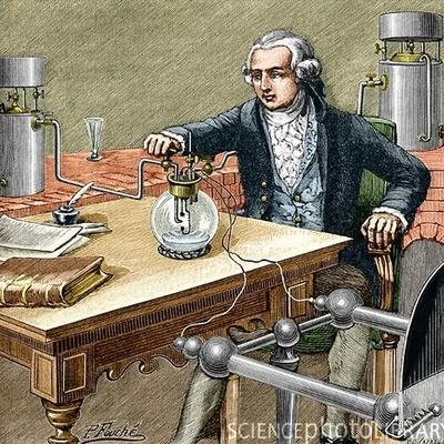 Breve Historia de la Quimica timeline