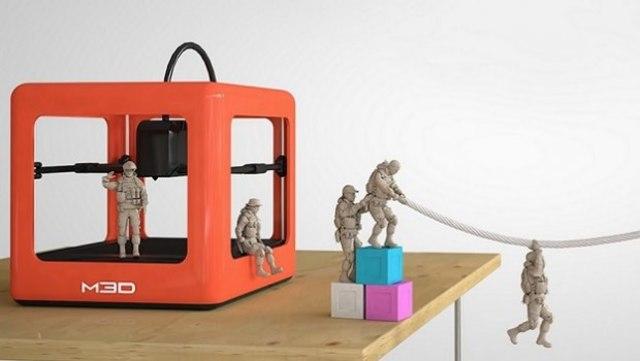 Micro-imprescion 3D