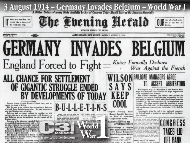 the beginning of the first world war with the german invasion of poland This was the beginning of the second world war adolf hitler wanted to get back  the german territories lost to poland following the first world war he secured.