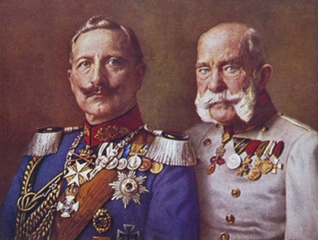 Germany's Blank Check to Austria-Hungary