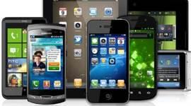 evolución de los dispositivos moviles timeline