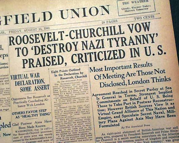 History Timeline: Project 3              Assassination of Archduke Francis Ferdinand                  Sinking of Lusitania                  Atlantic Charter                  Battle of Verdun                  Armistice Day                  Signing of The Treaty of Versailles                  Mein Kempf                  Crash of Stock Market                  Chancellor of Germany                  Hail Hitler                  Germany Annexes Austria                  German Invasion of Czechoslovakia                  New Allies                  Fall of Paris                  Declaration of War                  End of WW2                  Death of Hitler