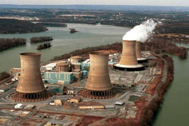 Three Mile Island Nuclear Reactor Incident