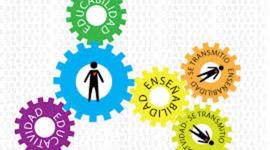 Teorías pedagógicas y sus representantes timeline