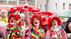 Karnival in Kohln- Claudia timeline