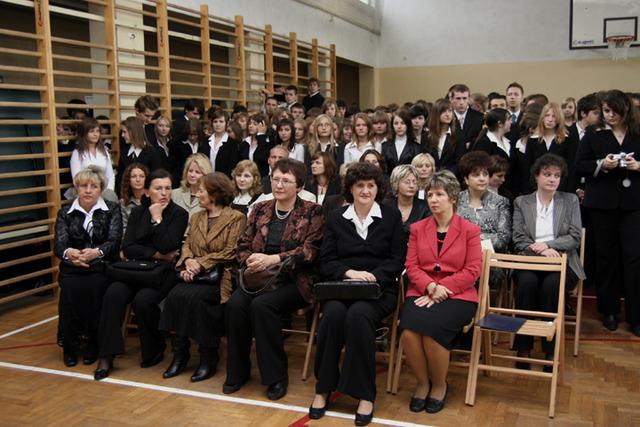 The Day of Łukasiński's School (Poland)
