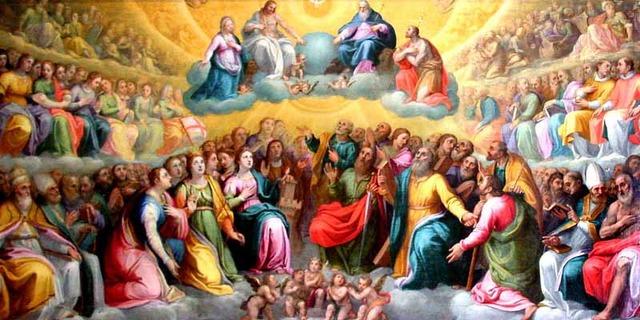 All Saints Feast(Italy)