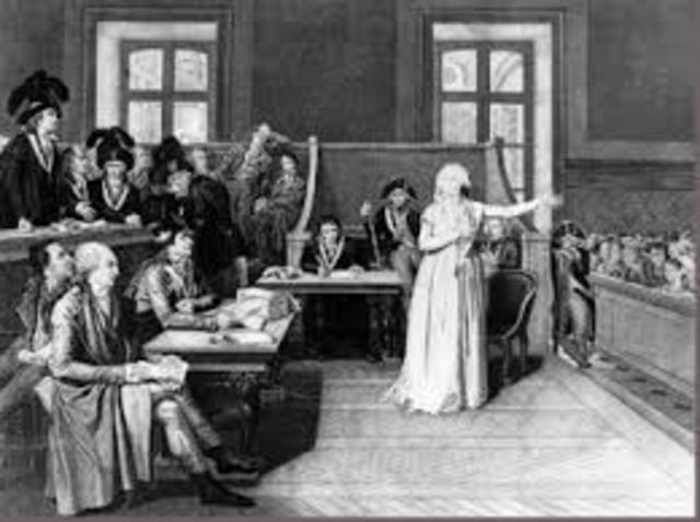 an analysis of queen marie antoinettes involvement in the french revolution Let them eat cake is the traditional translation of the french phrase qu'ils mangent de la brioche,  while the phrase is commonly attributed to queen marie antoinette,  the mythical marie antoinette and the french revolution, historian, summer 1993, 55:4:709.
