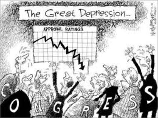 The Great Depression Begins in the United States