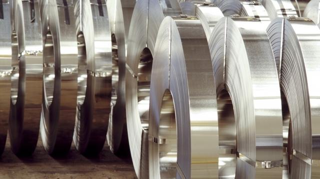 Steel Mass Production