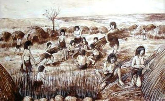 Etapa Cenolítico Superior (7000 A.c.)