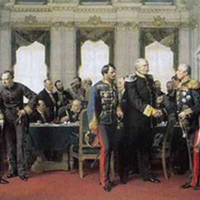 Balkaniseringen og slavismen timeline
