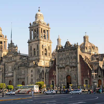 Arquitectura de México timeline