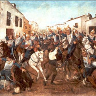 linea del tiempo de 1500-1900 en Mexico timeline