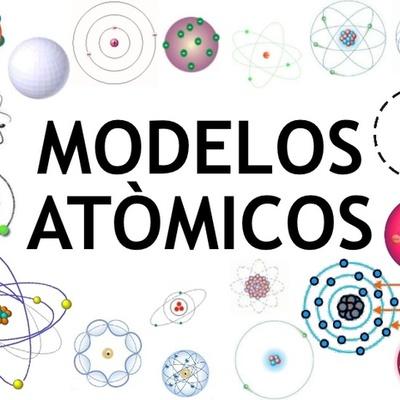Evolución del Modelo Atómico y del conocimiento acerca de su estructura. timeline