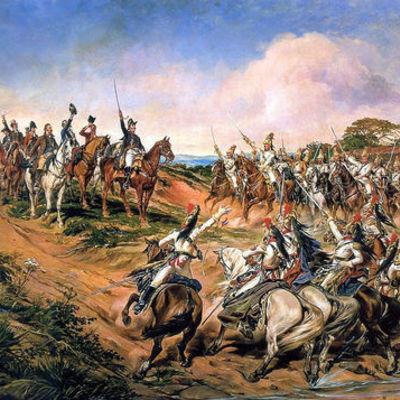 Passagem da Monarquia para a República no Brasil  timeline