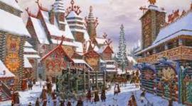 Праздники в древней Москве  timeline