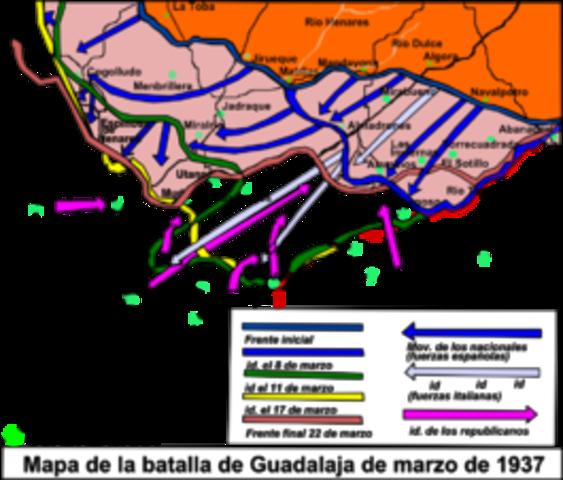 Batalla de Guadalajara