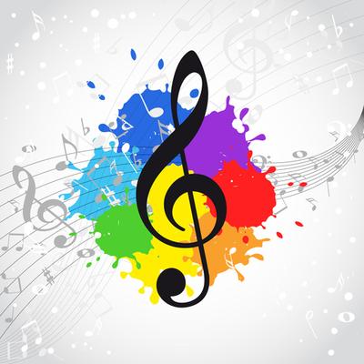 La música y sus orígenes timeline
