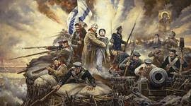 Крымская война 1853-1856 гг. timeline