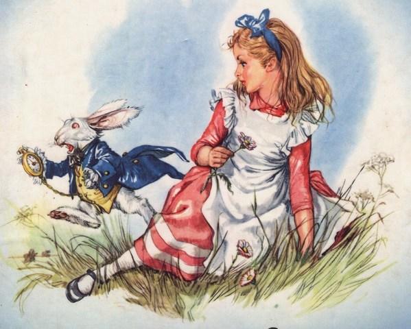 Алиса (Л. Кэрролл «Алиса в стране чудес», «Алиса в Зазеркалье»)