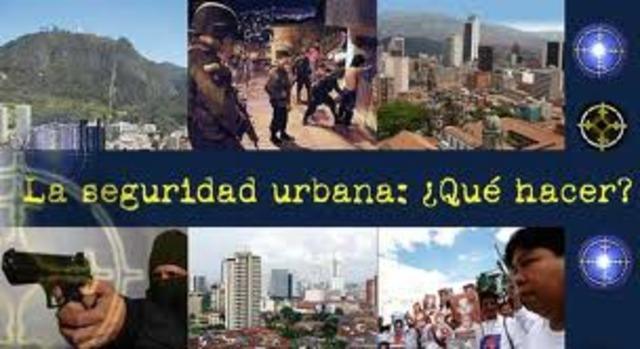 Mininterior dice que plan de seguridad urbana pretende enfrentar criminalidad en grandes ciudades