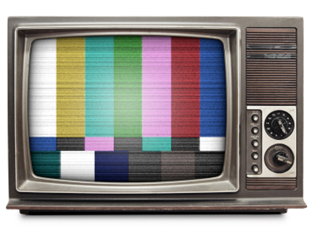 Primera emisión de TV en color