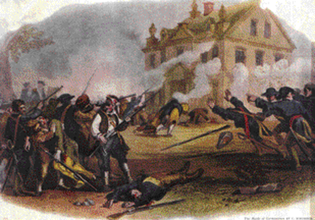 The Battle of Germantown