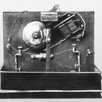 История создания радио  timeline
