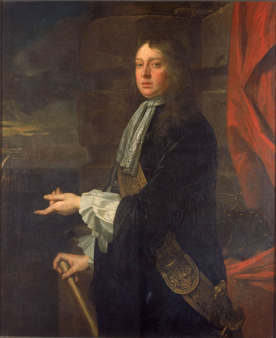 William Penn Sr.