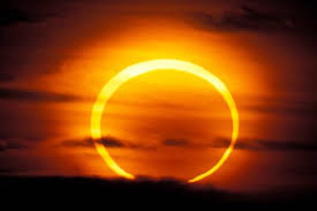 Predicción del Eclipse solar