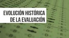 Desarrollo histórico de la evaluación en educación timeline
