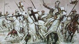 middelalderen og korstogende timeline