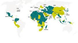 International Crisis timeline